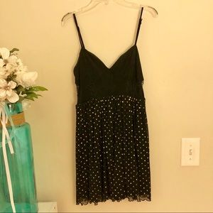 Lost brand black dress
